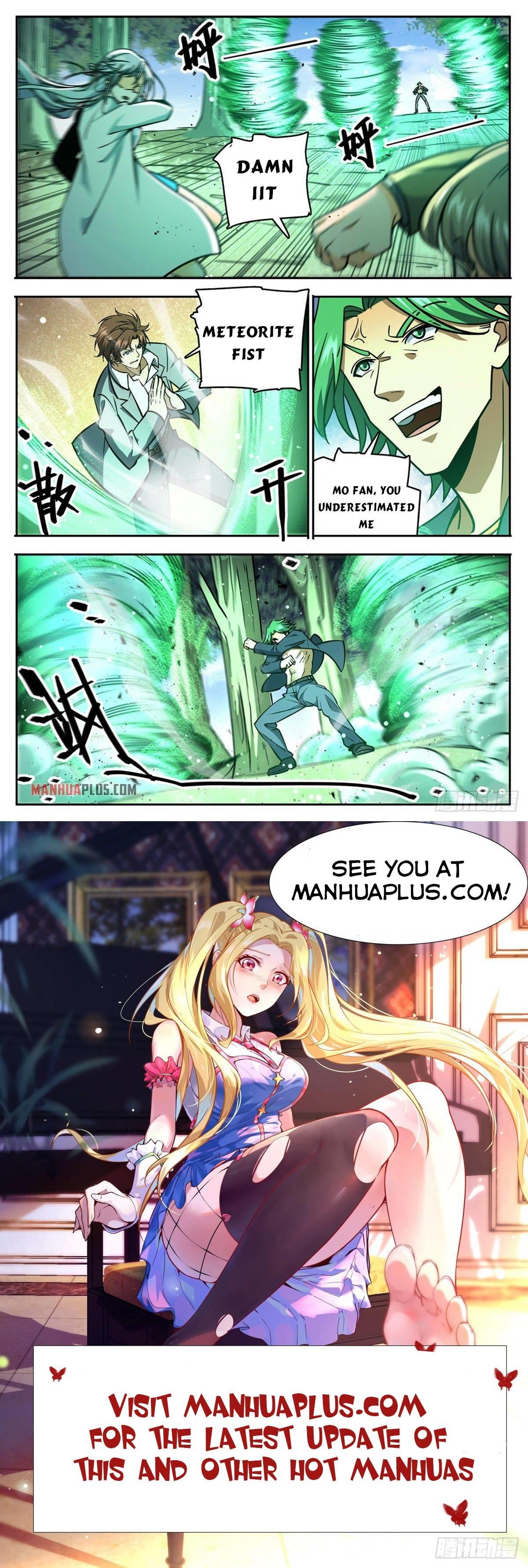 Versatile Mage Chapter 731 page 12 - Mangakakalots.com