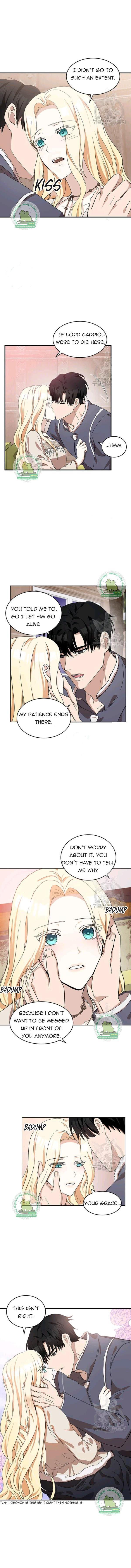 The Villainess Lives Twice Chapter 72 page 8 - Mangakakalots.com