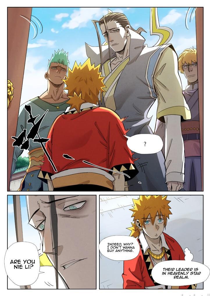 Tales Of Demons And Gods Chapter 344.5 page 7 - Mangakakalot