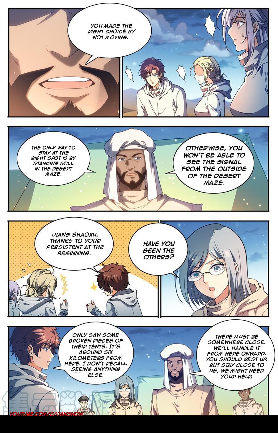 Versatile Mage Chapter 660 page 6 - Mangakakalots.com