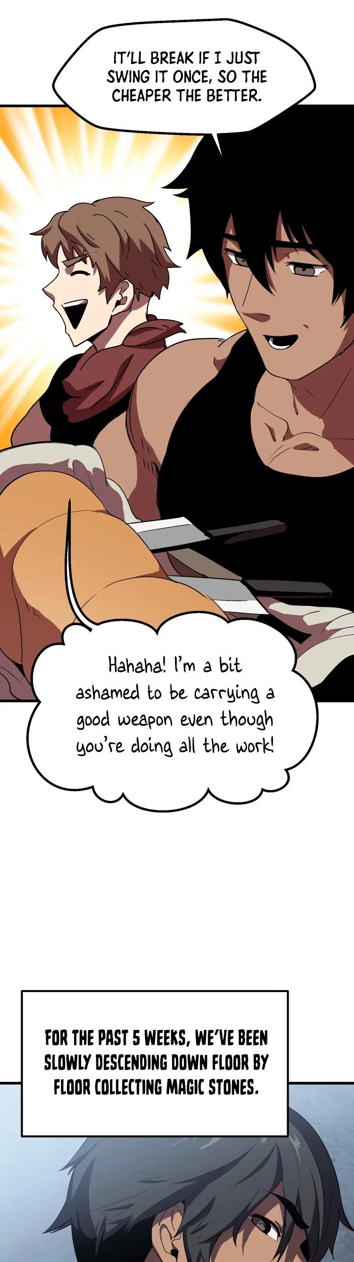 Survival Story Of A Sword King In A Fantasy World Chapter 53 page 23 - Mangakakalots.com