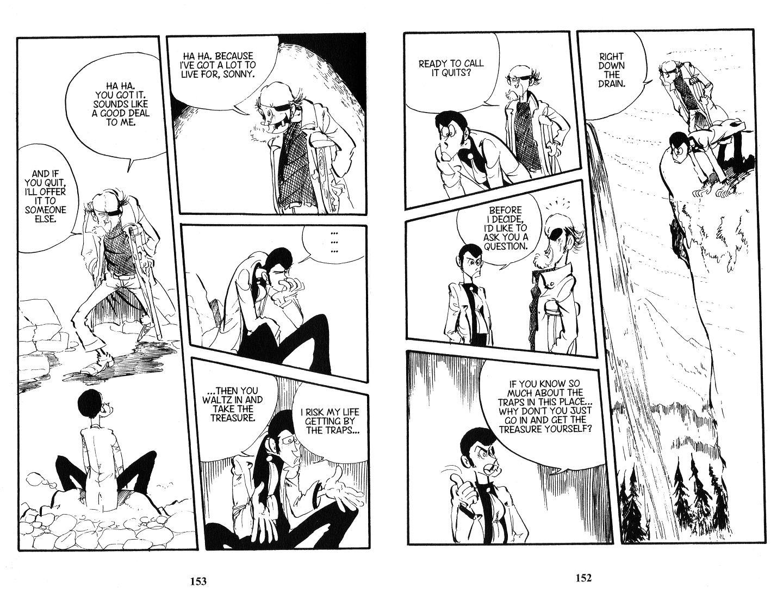 Lupin Iii Vol.13 Chapter 103: A Treasure To Serve page 12 - Mangakakalots.com