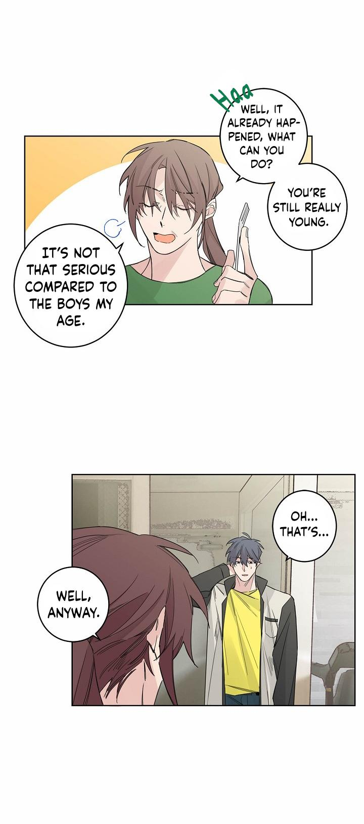 Ripe When The Flowers Bloom Chapter 33 page 22 - Mangakakalots.com