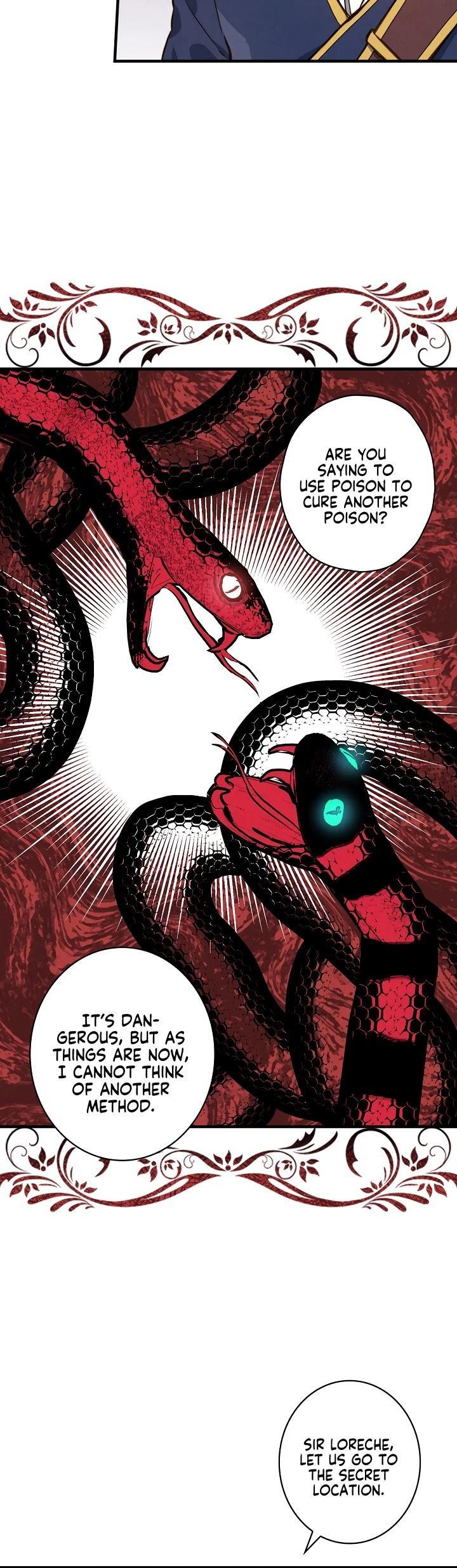 Shadow Queen Chapter 37 page 9 - Mangakakalots.com