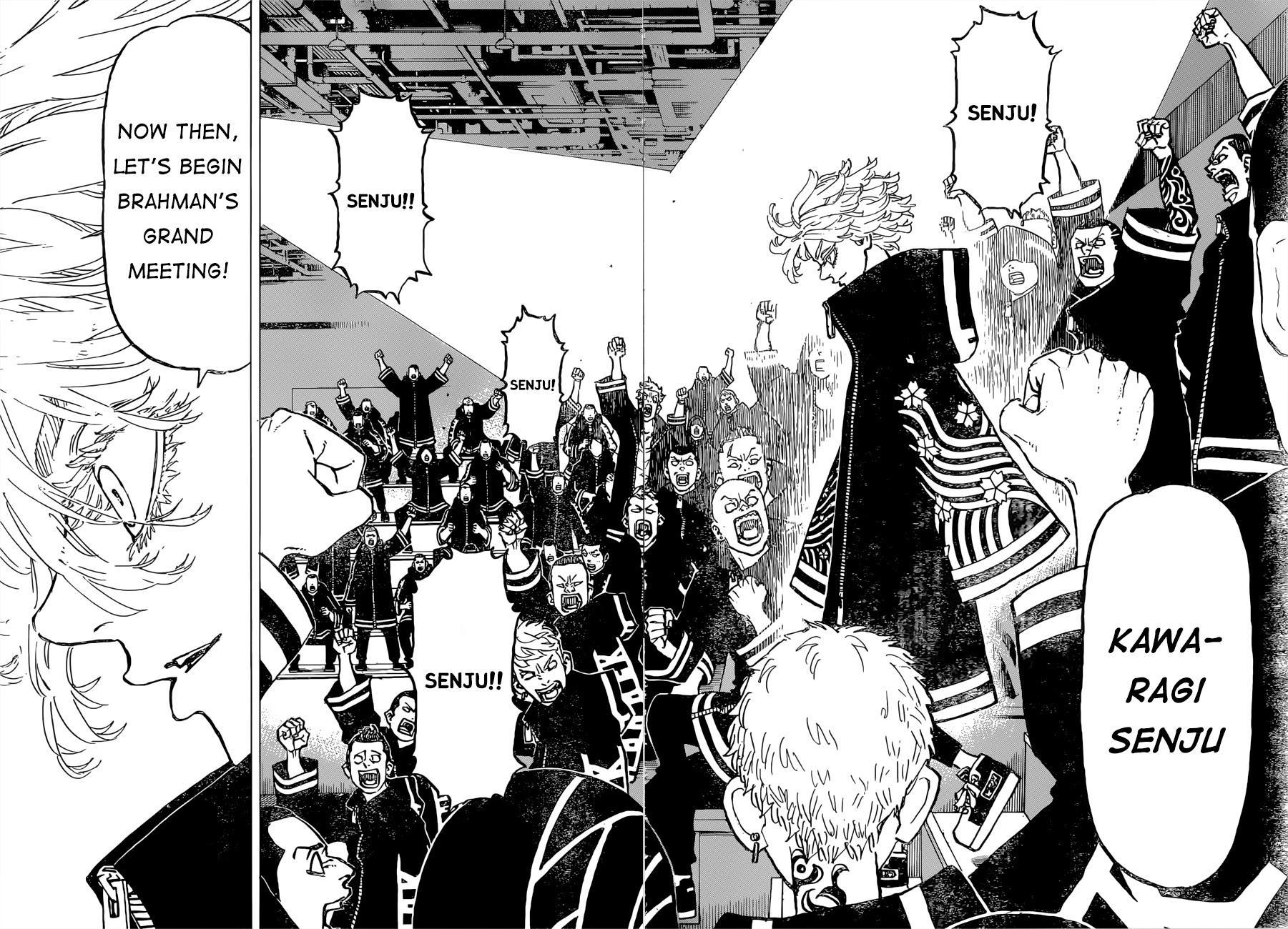 Tokyo Manji Revengers Chapter 218: Queen It Over page 9 - Mangakakalot
