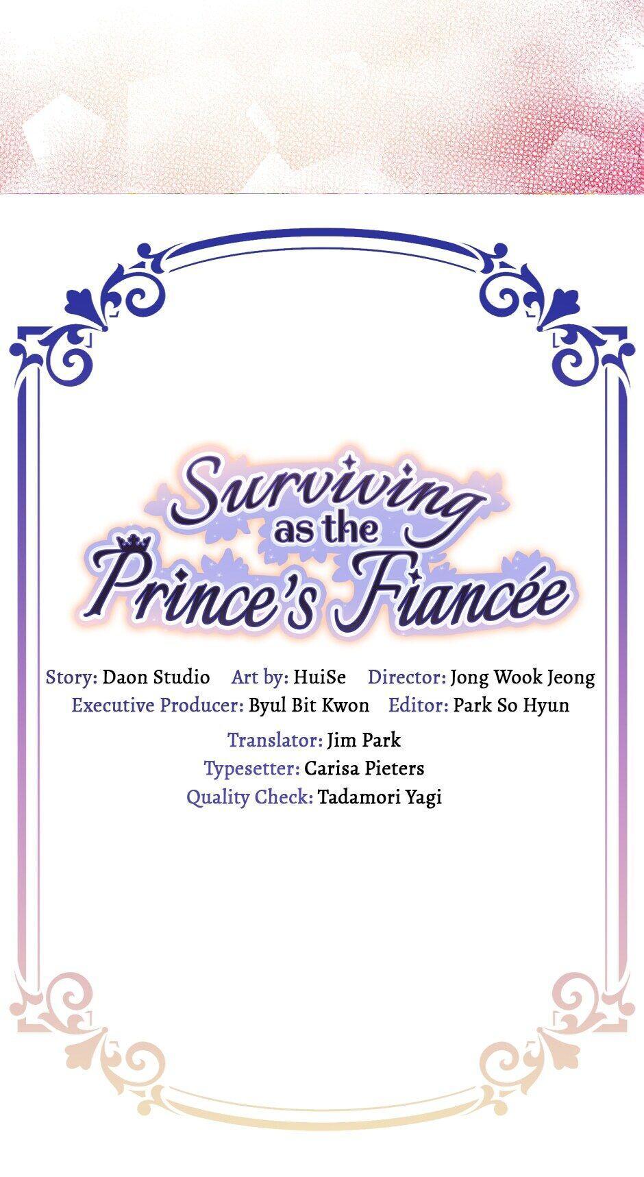 Surviving As The Prince's Fiancée Chapter 22 page 5 - Mangakakalots.com