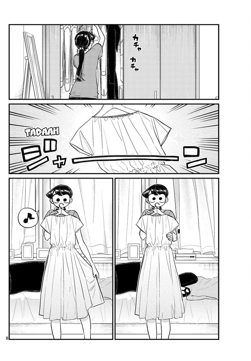 Komi-San Wa Komyushou Desu Vol.12 Chapter 162: Invitation page 8 - Mangakakalot