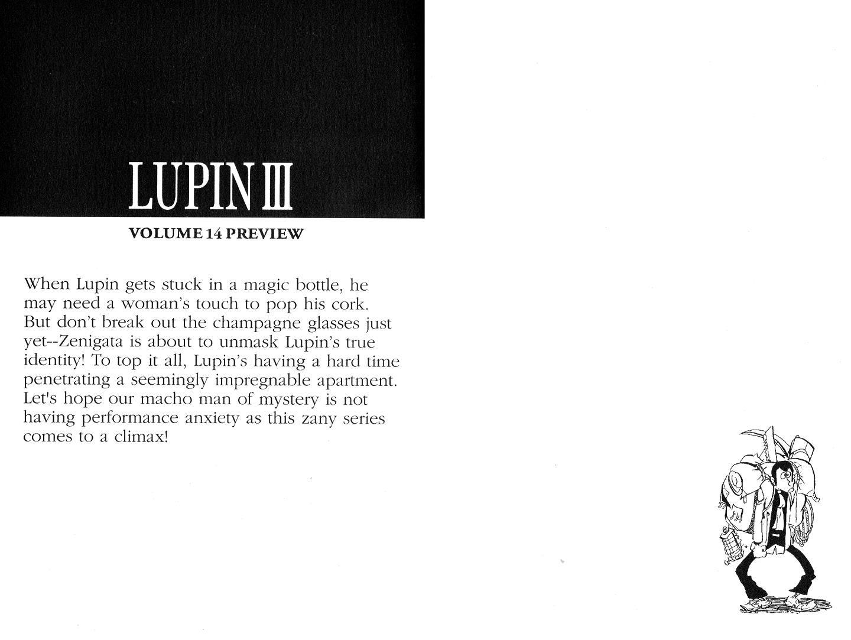 Lupin Iii Vol.13 Chapter 103: A Treasure To Serve page 22 - Mangakakalots.com
