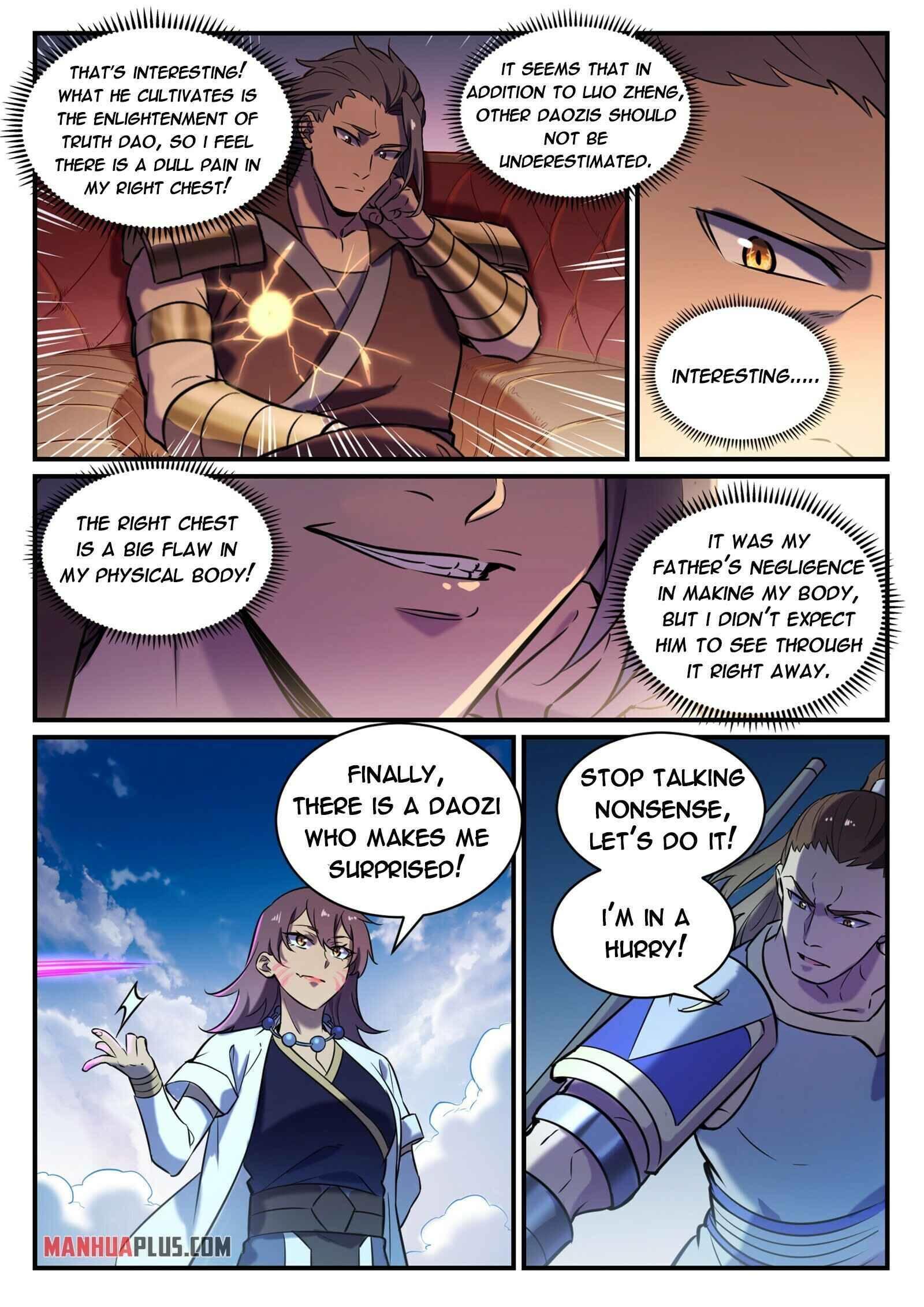 Apotheosis Chapter 805 page 5 - Mangakakalot