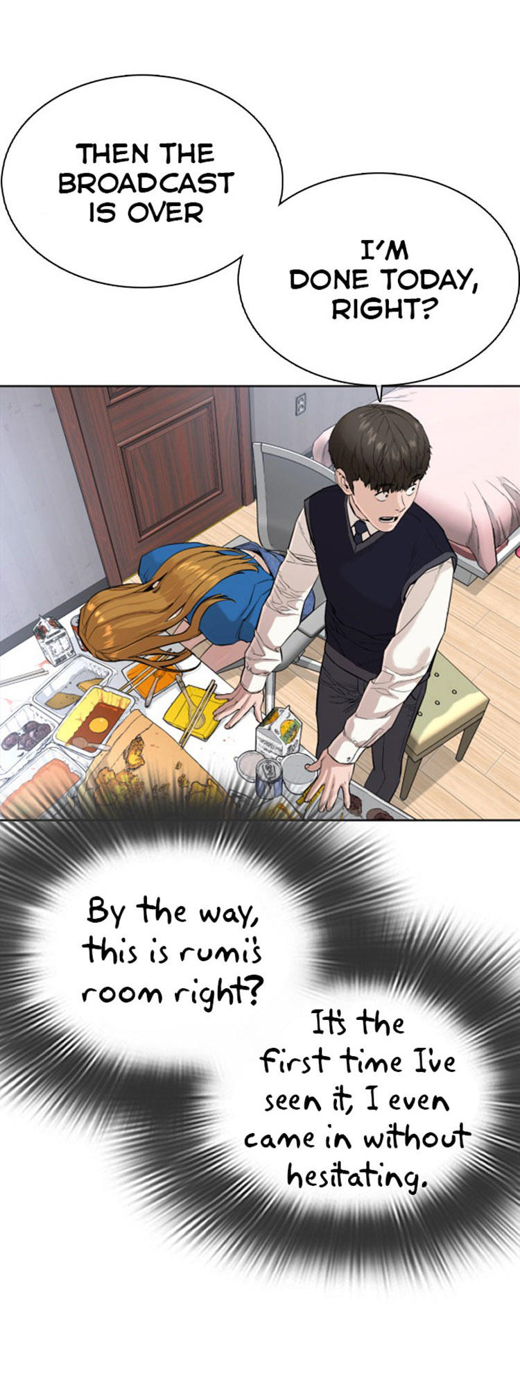 How To Fight Chapter 27: Rumi We Can't Do This!! page 40 - Mangakakalots.com