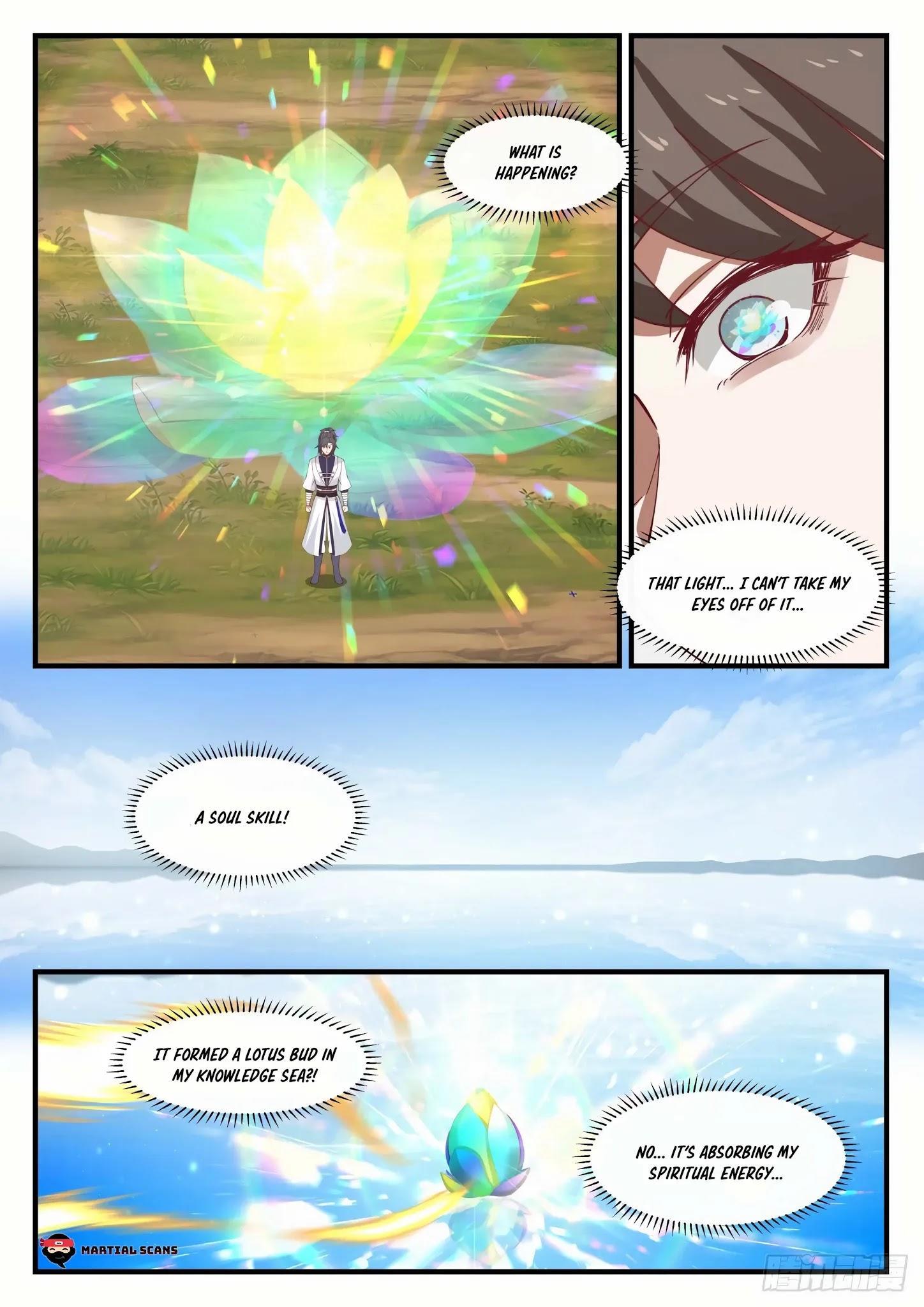 Martial Peak Chapter 1188: Blossoming Lotus page 10 - Mangakakalots.com