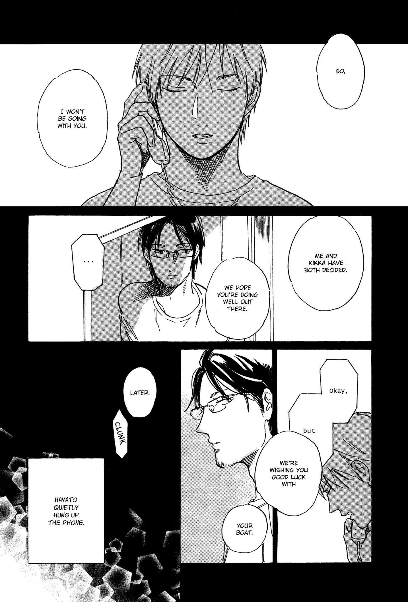 Stay Gold (Hideyoshico) Vol.2 Chapter 17 page 22 - Mangakakalots.com