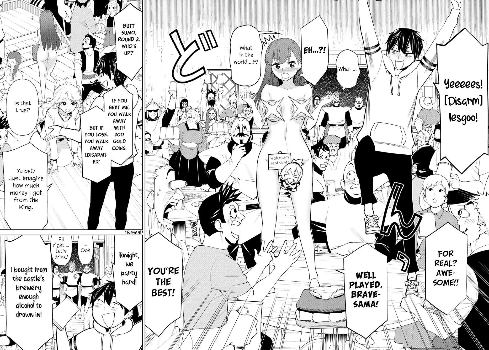 Time Stop Brave Chapter 20 page 15 - Mangakakalots.com