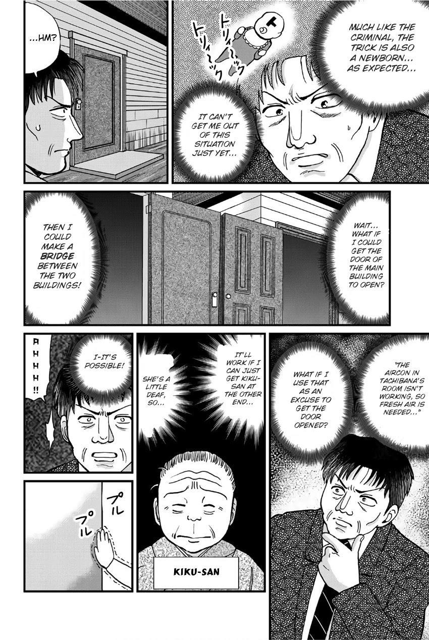 Kindaichi Shounen No Jikenbo Gaiden: Hannin-Tachi No Jikenbo Chapter 26: Kindaichi The Killer (1) page 14 - Mangakakalots.com