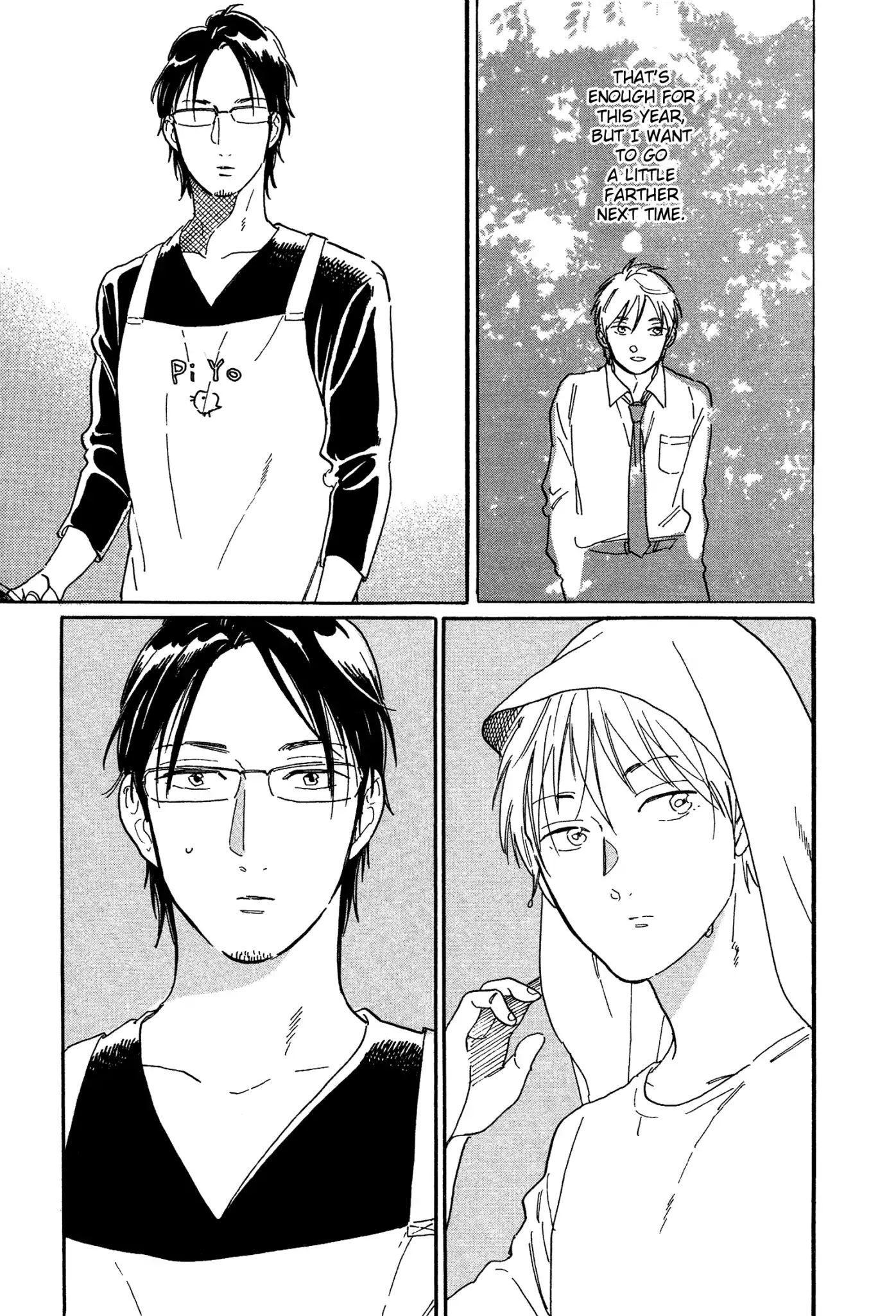 Stay Gold (Hideyoshico) Vol.2 Chapter 17 page 18 - Mangakakalots.com