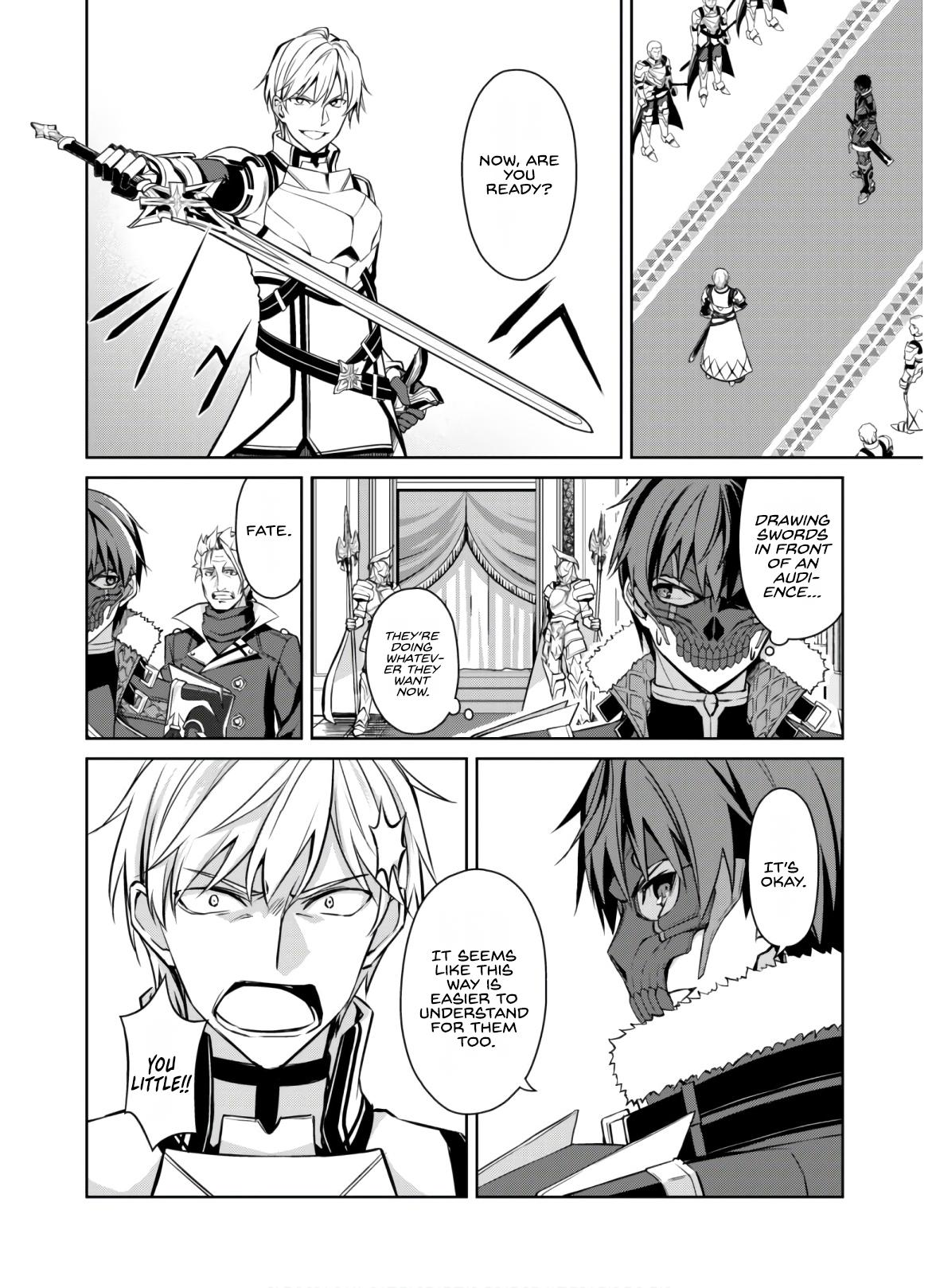 Berserk Of Gluttony Chapter 32: The Unchangeable Place page 7 - Mangakakalots.com