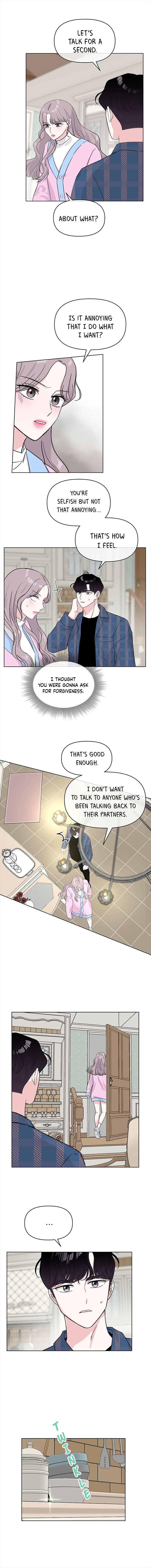 Dancing Together Chapter 3 page 7 - Mangakakalots.com