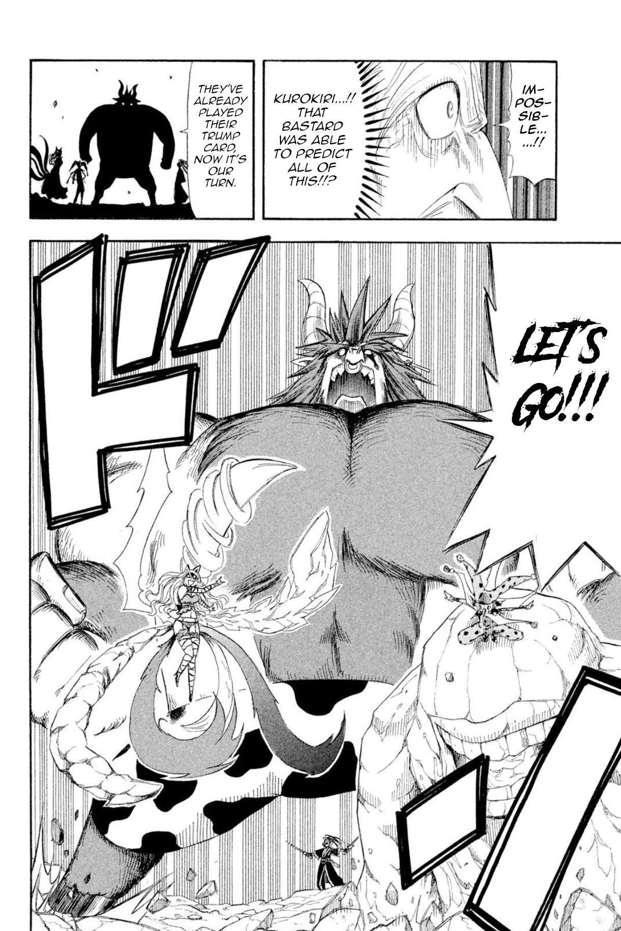 Buster Keel! Chapter 37: Feast Of God (Part 2) page 33 - Mangakakalots.com