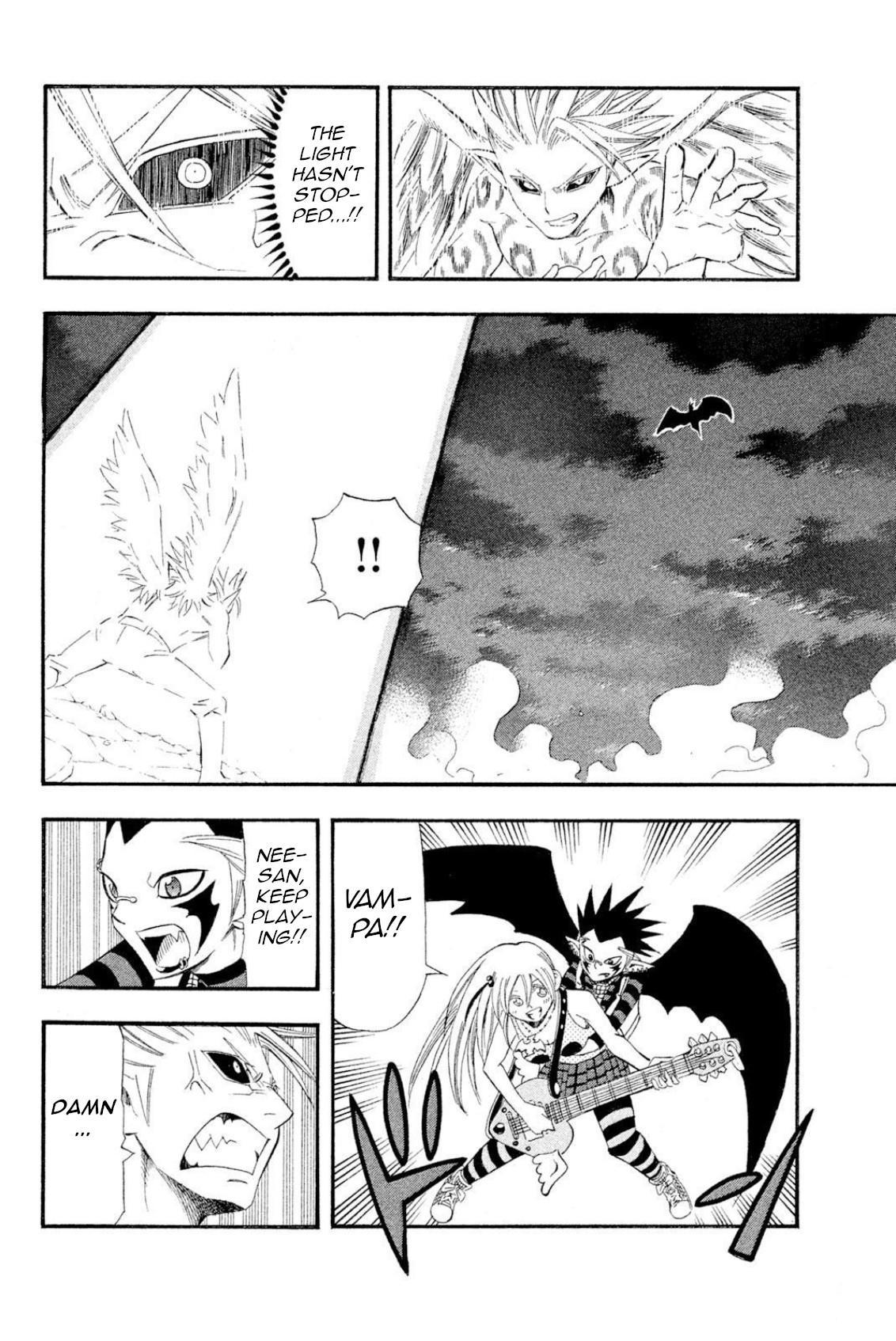 Buster Keel! Chapter 45: Shadowy Soloist (Part 3) page 12 - Mangakakalots.com