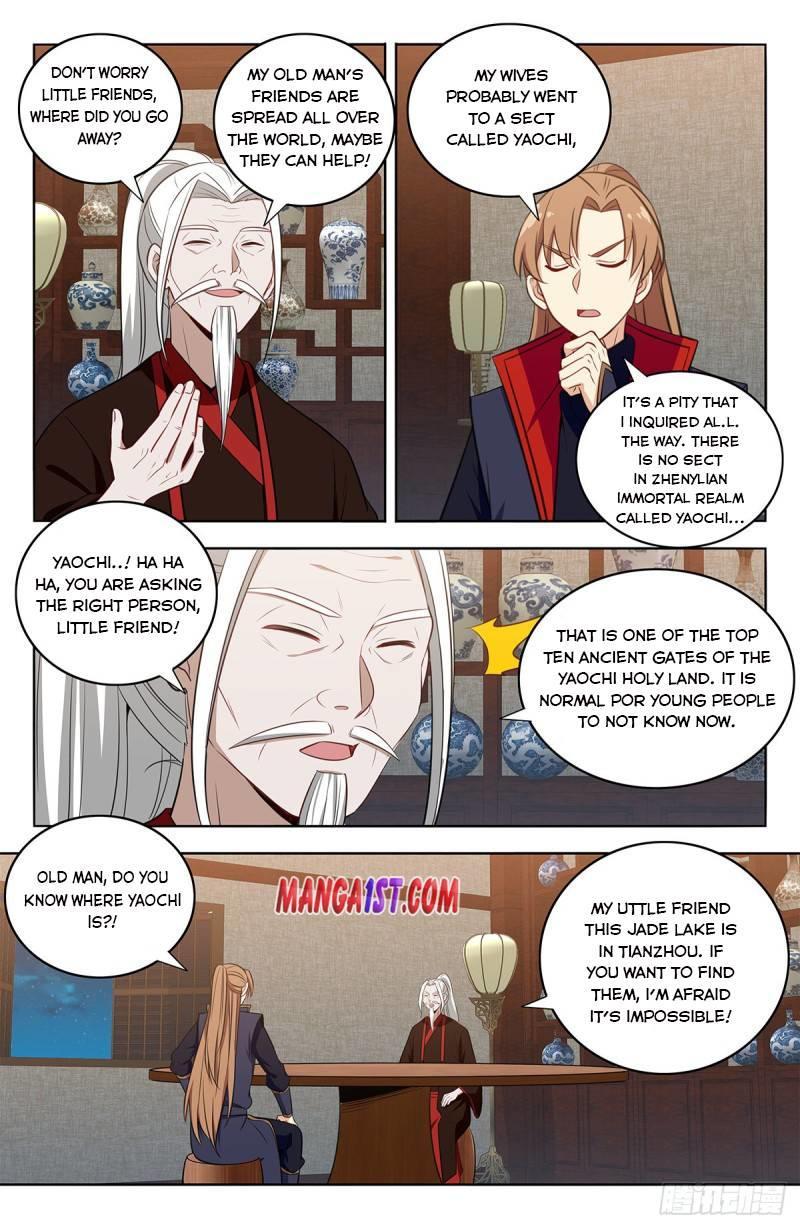 Strongest Anti M.e.t.a Chapter 389 page 11 - Mangakakalots.com