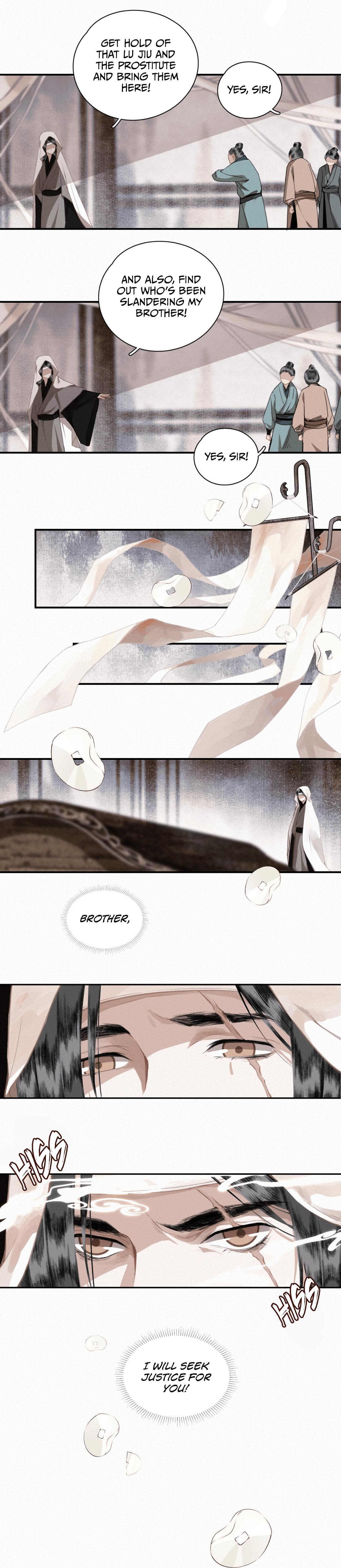 I Accidentally Saved The Jianghu'S Enemy Chapter 11: Rumours page 4 - Mangakakalots.com