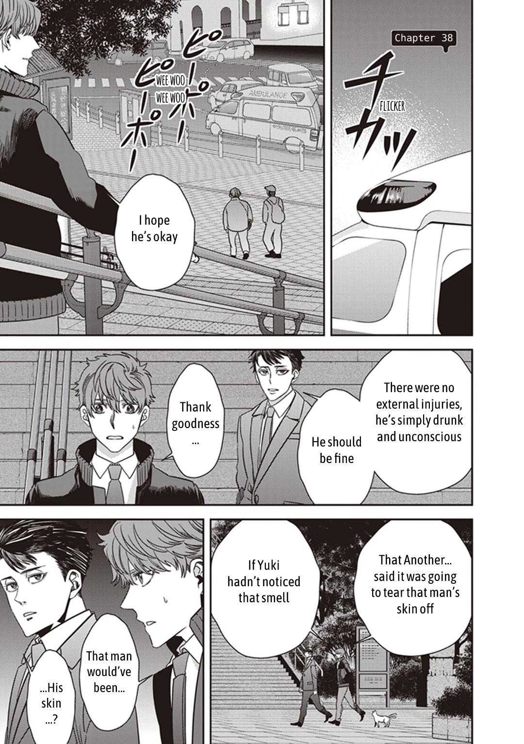 Midnight Occult Civil Servants Chapter 38: Becoming A Demon (Part 4) page 5 - Mangakakalots.com