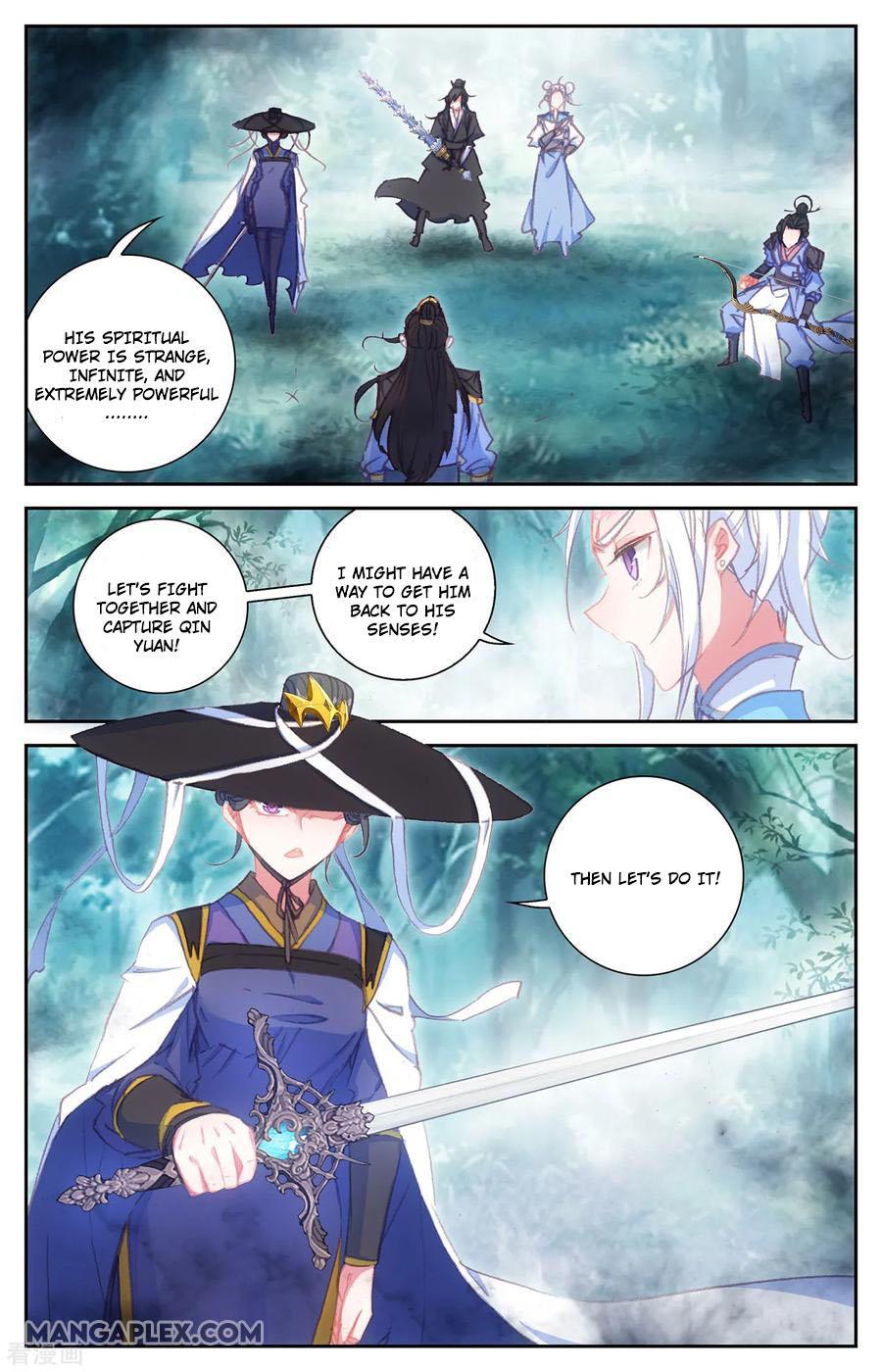 The Heaven's List Chapter 60.5: Three Brothers (2) page 6 - Mangakakalots.com