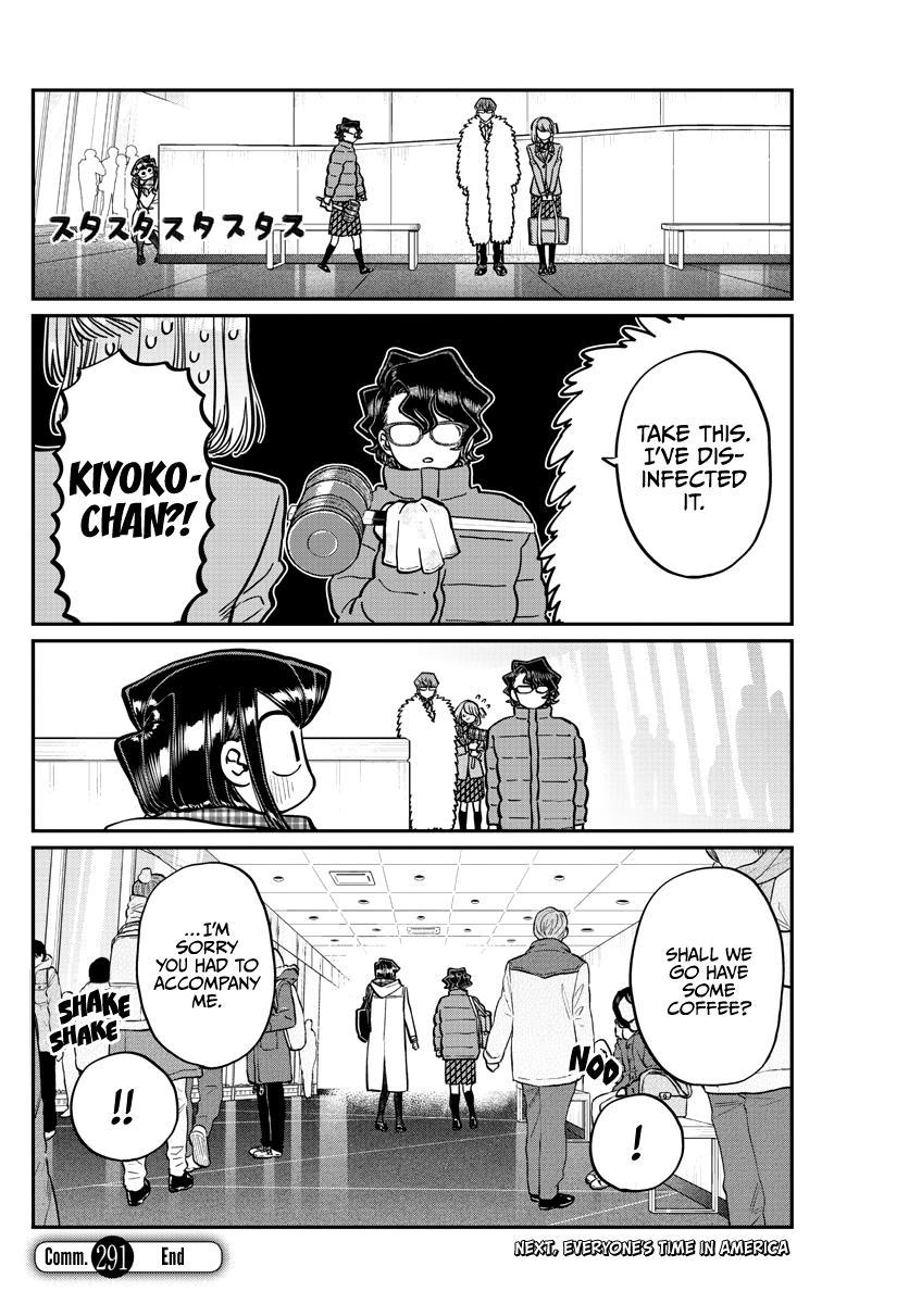 Komi-San Wa Komyushou Desu Chapter 291: Isagi-San And Me page 6 - Mangakakalot