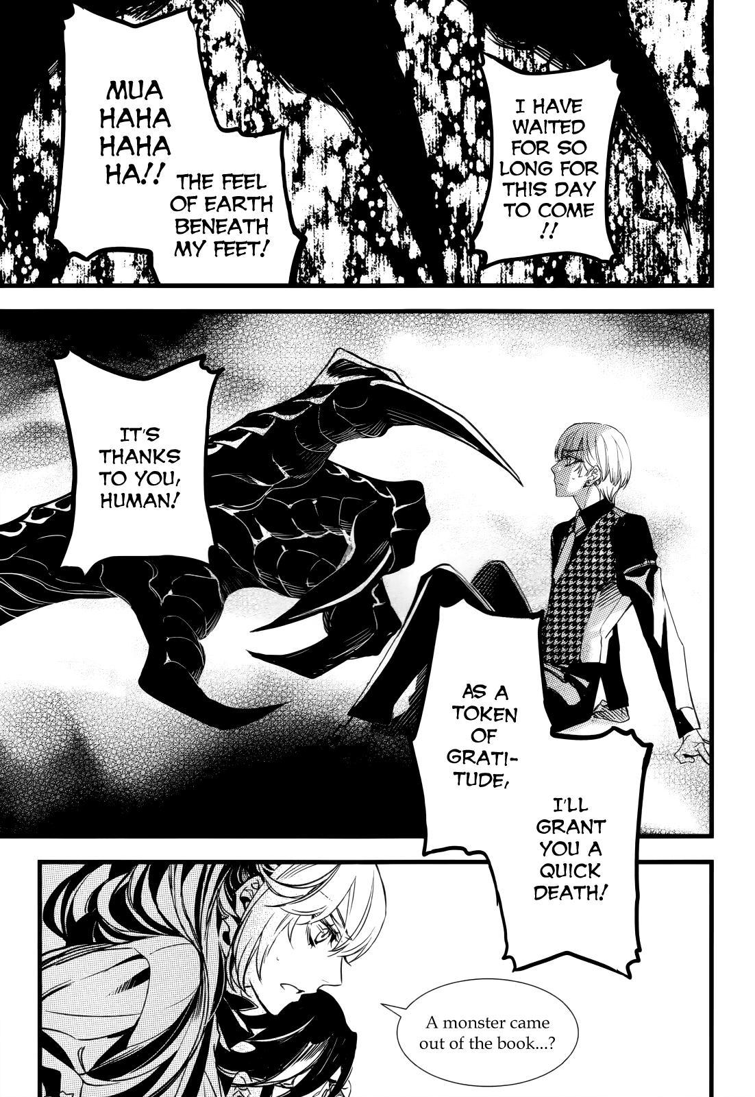 Vampire Library Chapter 37 page 10 - Mangakakalots.com