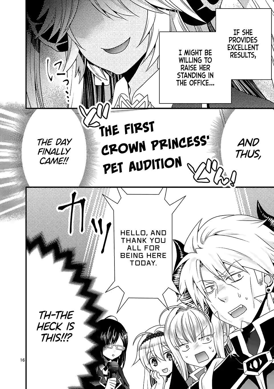 Maou Desu. Onna Yuusha No Hahaoya To Saikon Shita No De, Onna Yuusha Ga Giri No Musume Ni Narimashita. Chapter 34 page 17 - Mangakakalots.com
