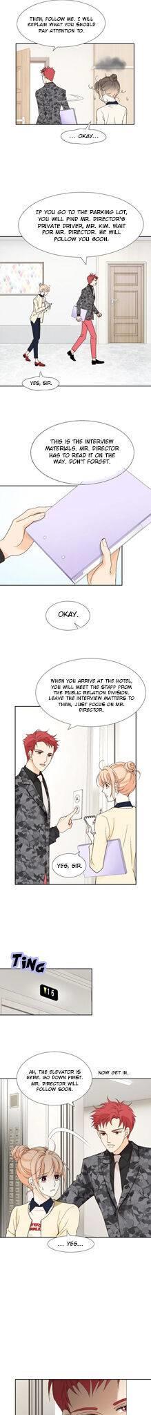 Lee Bom , Be Mine Chapter 17 page 11 - Mangakakalots.com