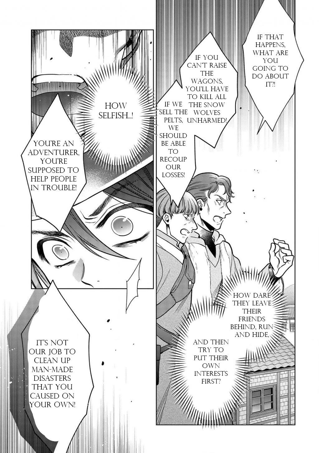Life In Another World As A Housekeeping Mage Chapter 14.2: 14.2 Fixed page 6 - Mangakakalots.com
