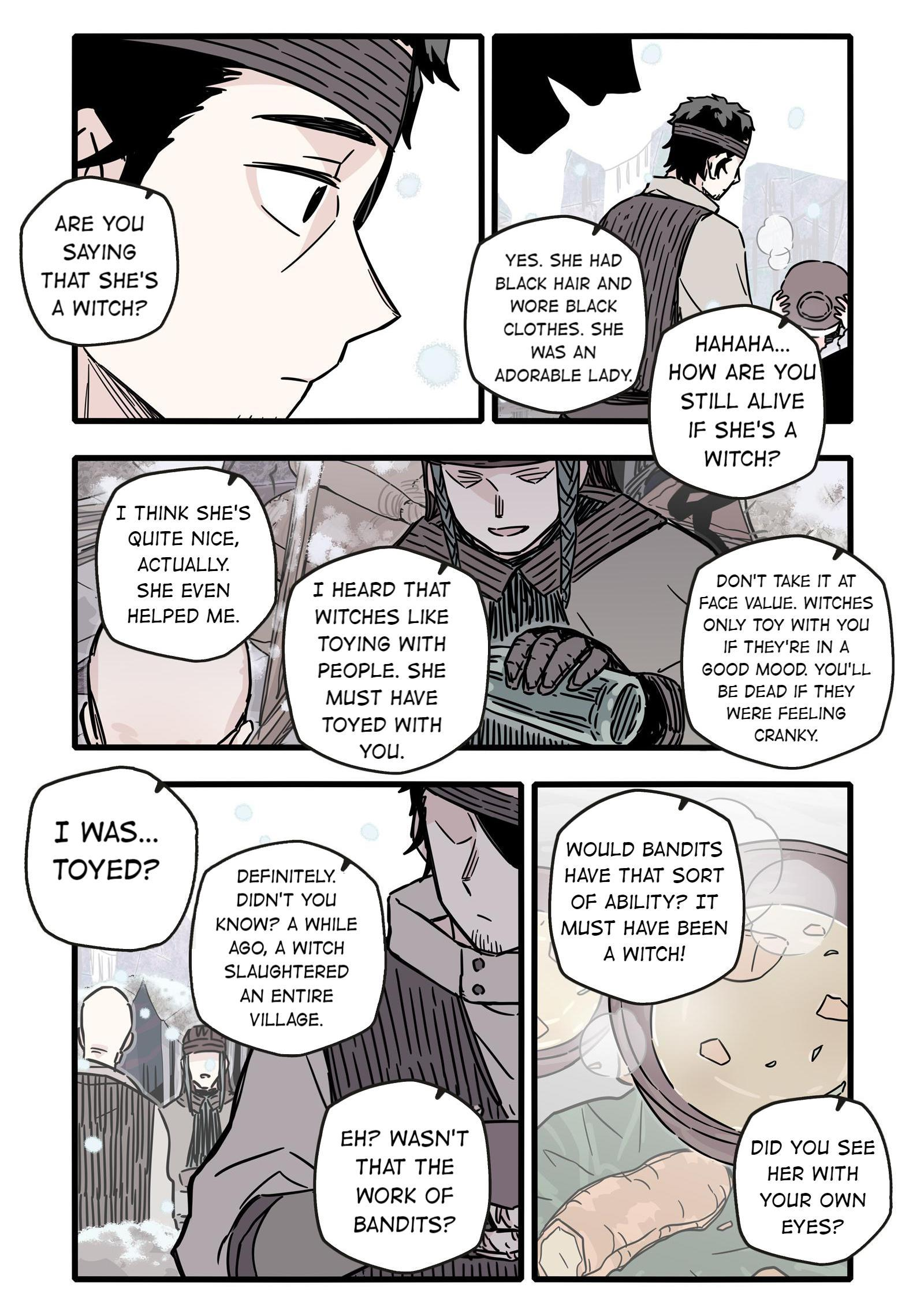 Brainless Witch Chapter 37: Episode 33 page 8 - Mangakakalots.com