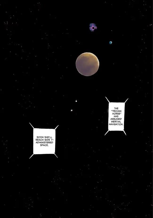 Kidou Senshi Gundam: The Origin Chapter 59.1 page 1