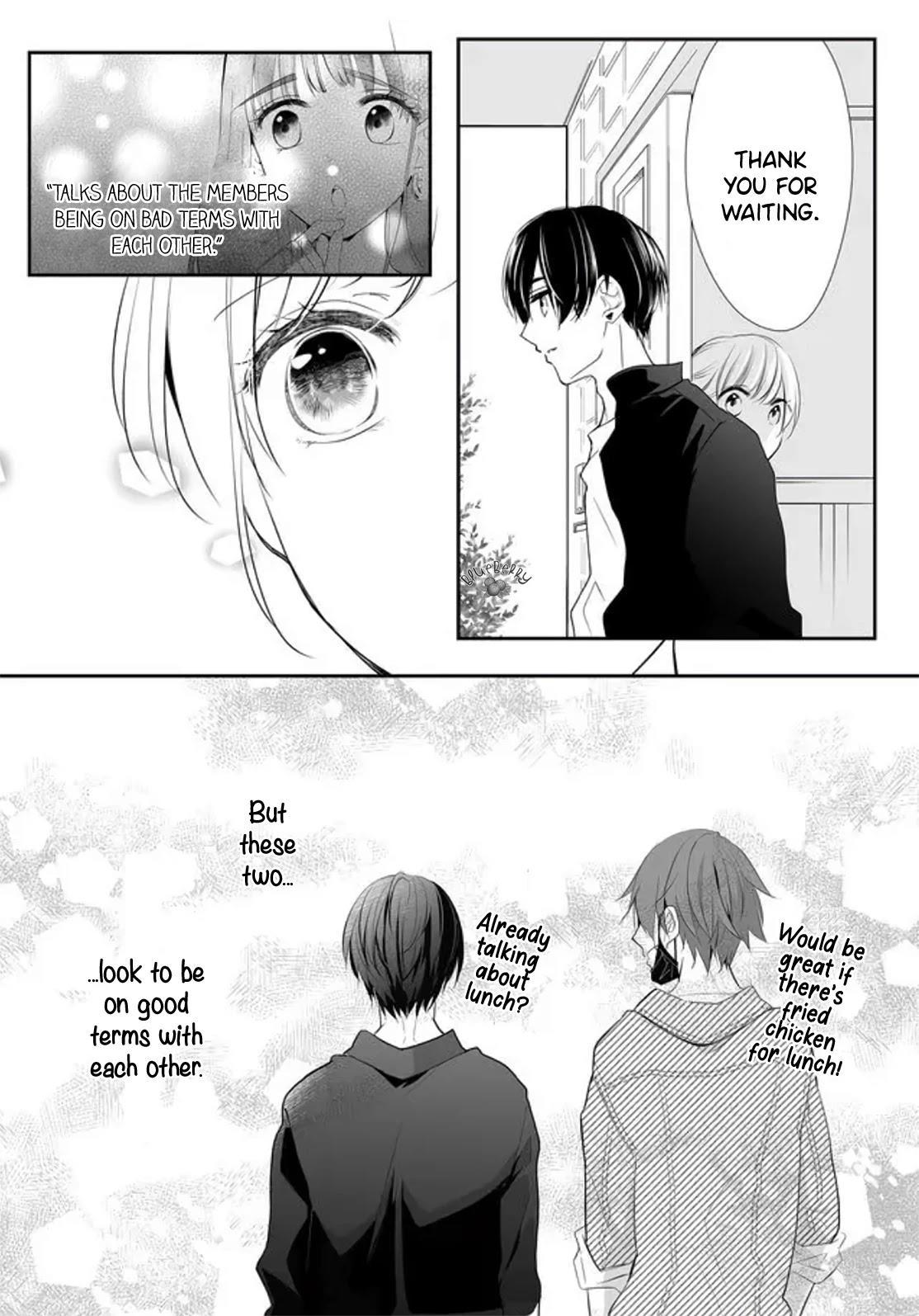 Mugi-Kun Ni Koi Wo Shite Wa Ikenai Chapter 5 page 10 - Mangakakalots.com