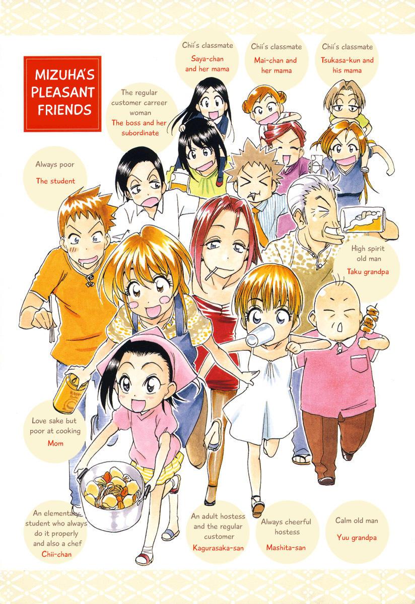 Chii-Chan No Oshinagaki Hanjouki Vol.1 Chapter 1: First Item ~Pumpkin~ page 4 - Mangakakalots.com