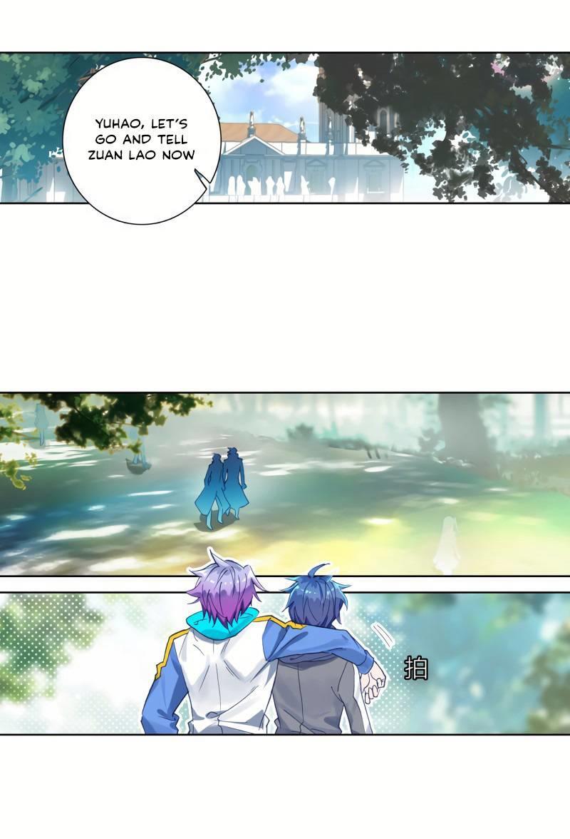 Douluo Dalu Ii - Jueshui Tangmen Chapter 261 page 4 - Mangakakalot