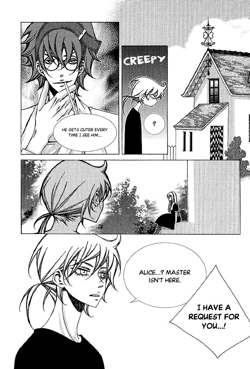 Chronicles Of The Grim Peddler Chapter 30: Alice In Wonderland Part 1 page 41 - Mangakakalots.com