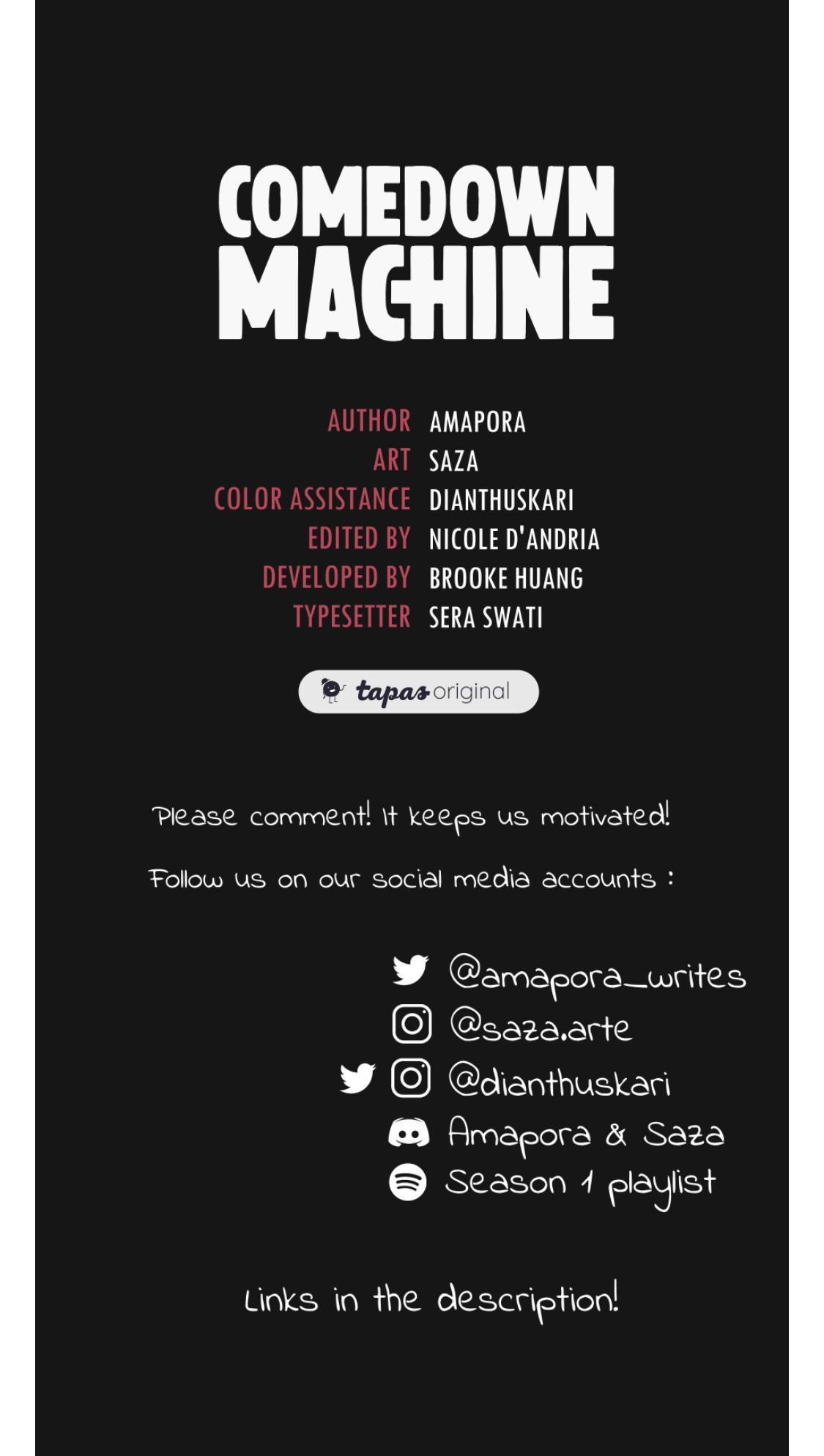 Comedown Machine Chapter 30 page 12 - Mangakakalots.com