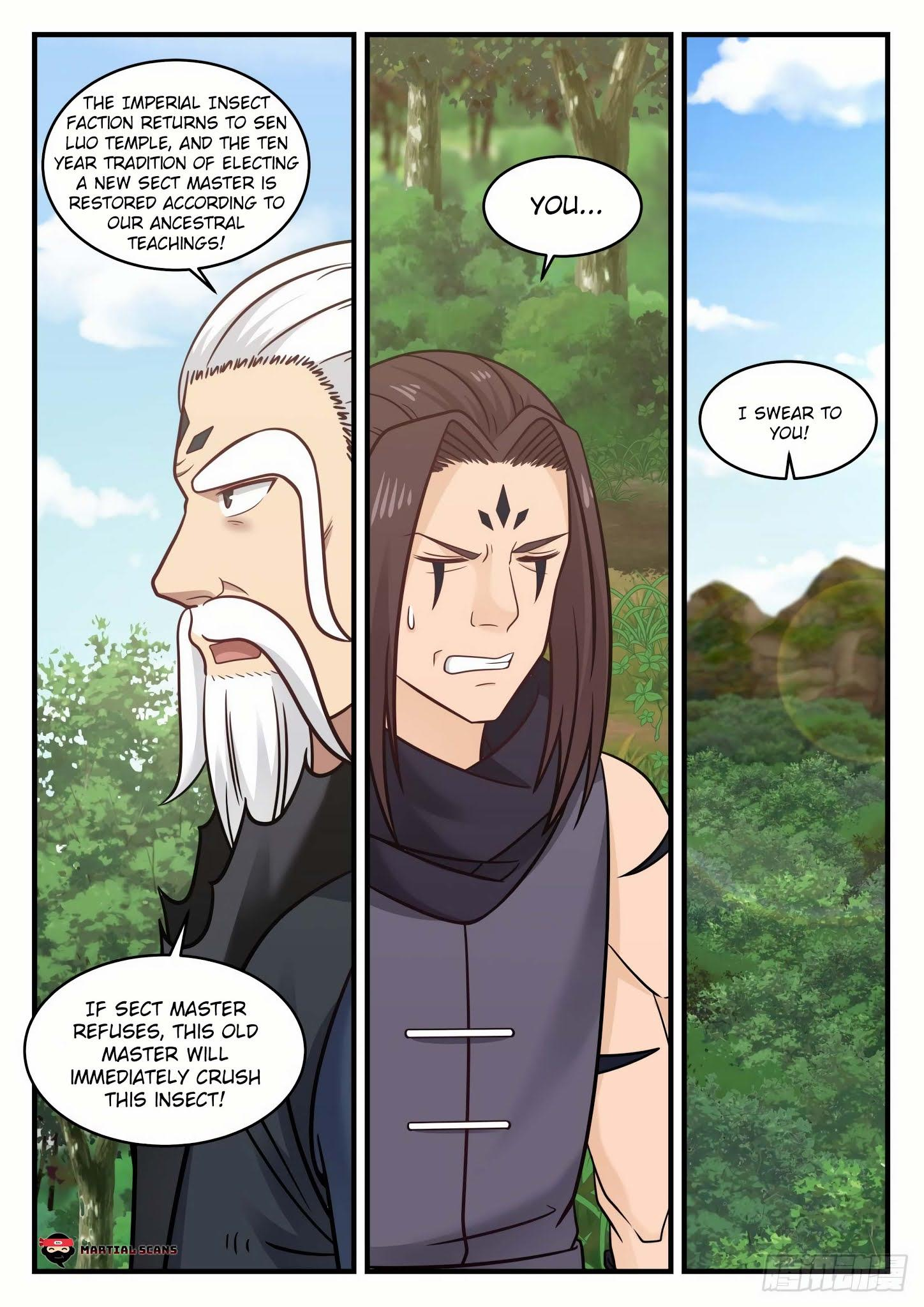 Martial Peak Chapter 583 - Abandoned Earth page 9 - Mangakakalots.com