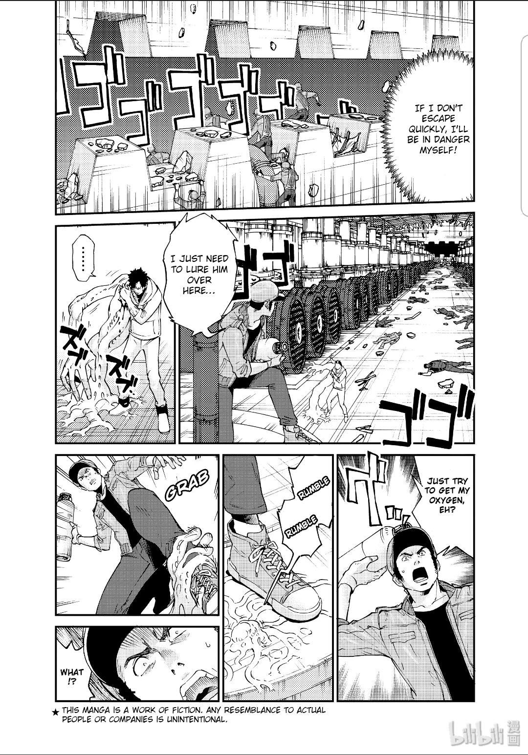 Hataraku Saibou Black Vol.7 Chapter 39 page 6 - Mangakakalots.com