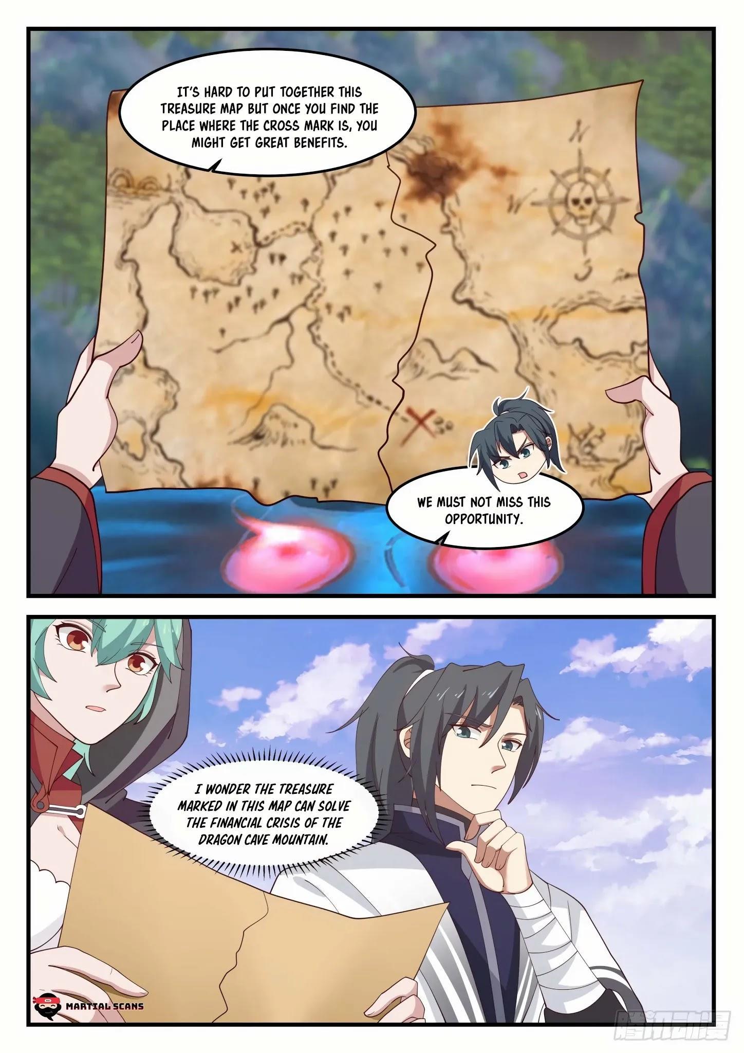 Martial Peak Chapter 1190: Who Is Su Yan? page 11 - Mangakakalots.com