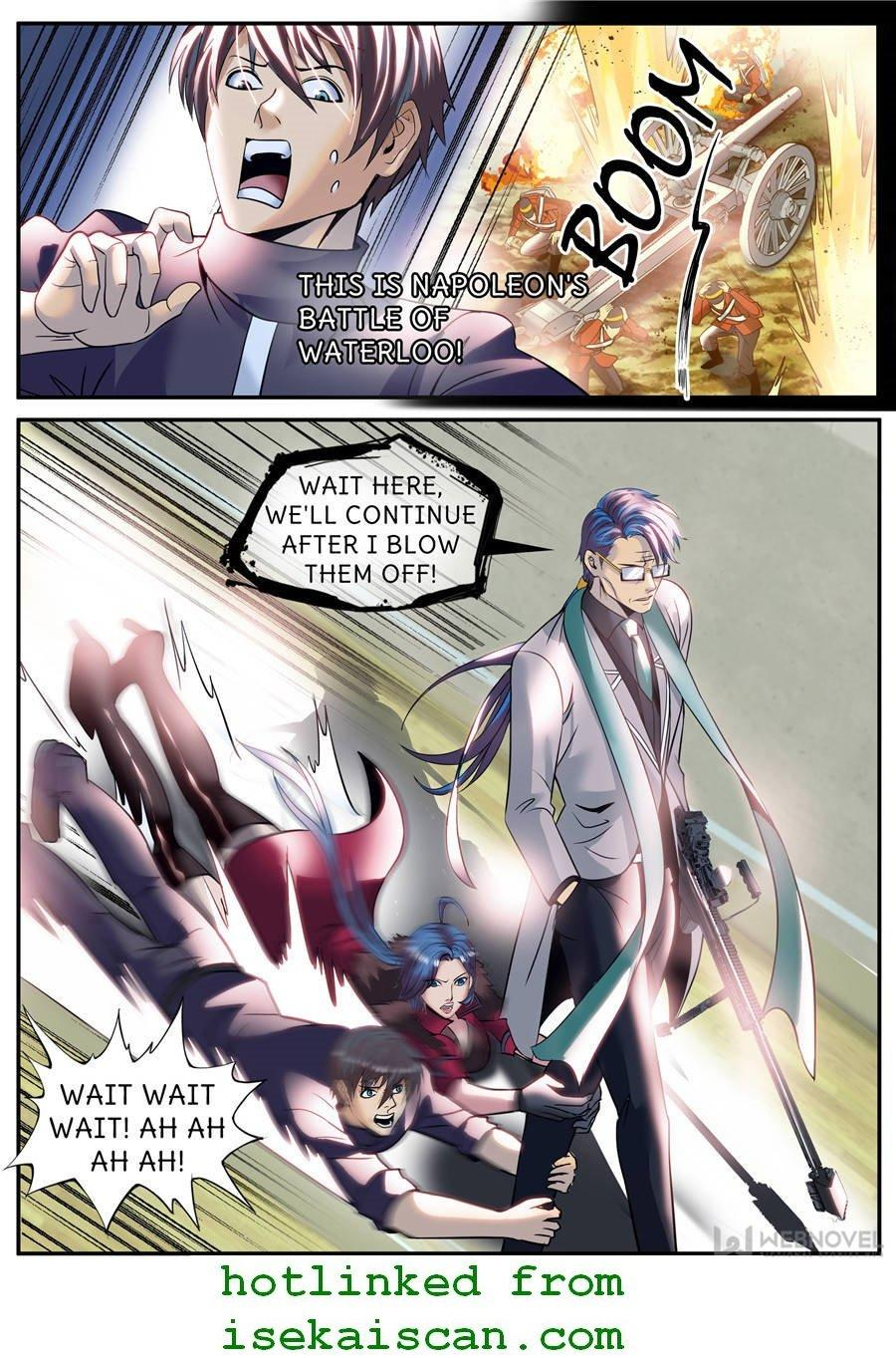 The Superb Captain In The City Chapter 205 page 13 - Mangakakalots.com
