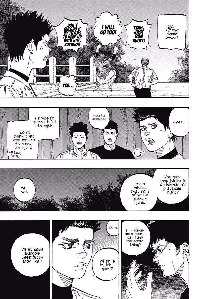 Bungo Vol.25 Chapter 237: Together page 8 - Mangakakalots.com