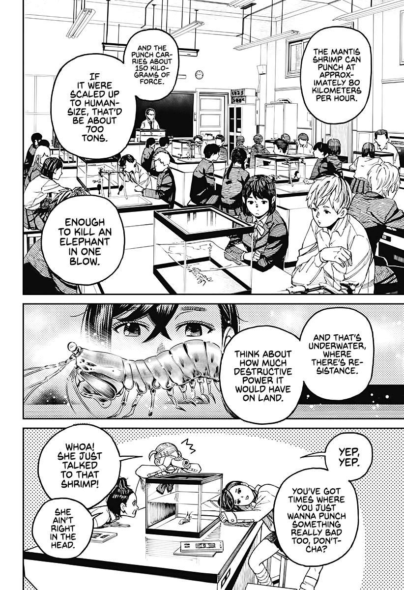 Dandadan Chapter 19: Feeling Kidna Antsy page 13 - Mangakakalots.com