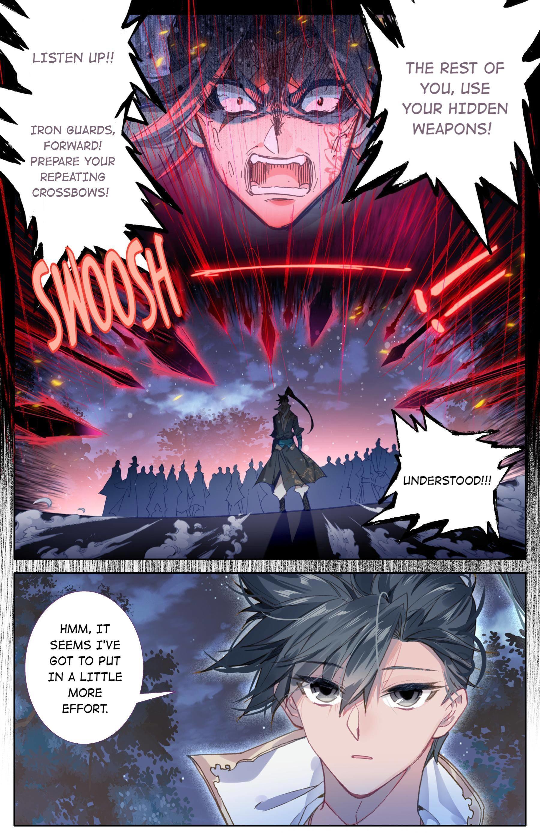 I Will Become An Immortal Chapter 40 page 3 - Mangakakalots.com
