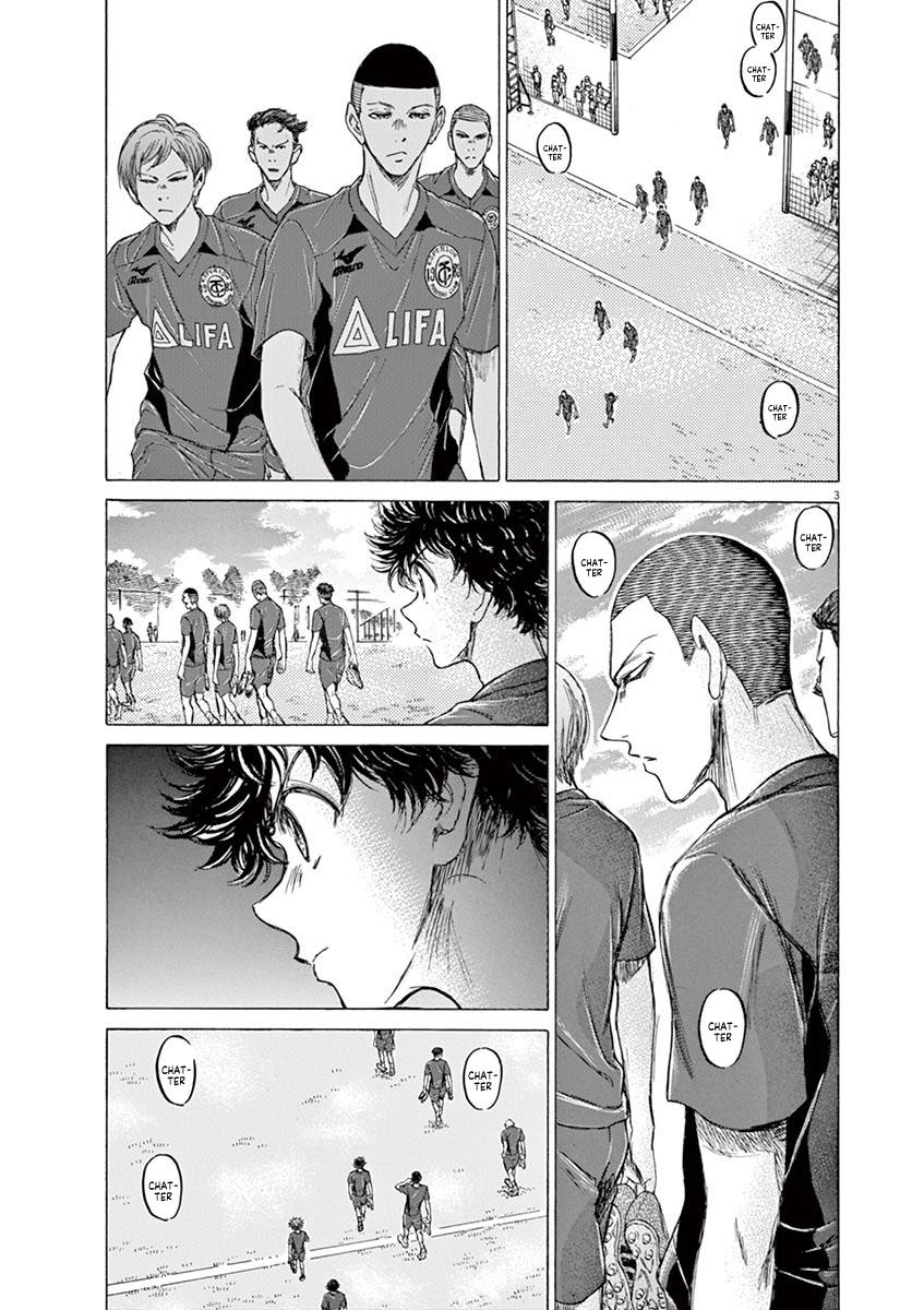 Ao Ashi Vol.12 Chapter 119: Start Line page 4 - Mangakakalots.com