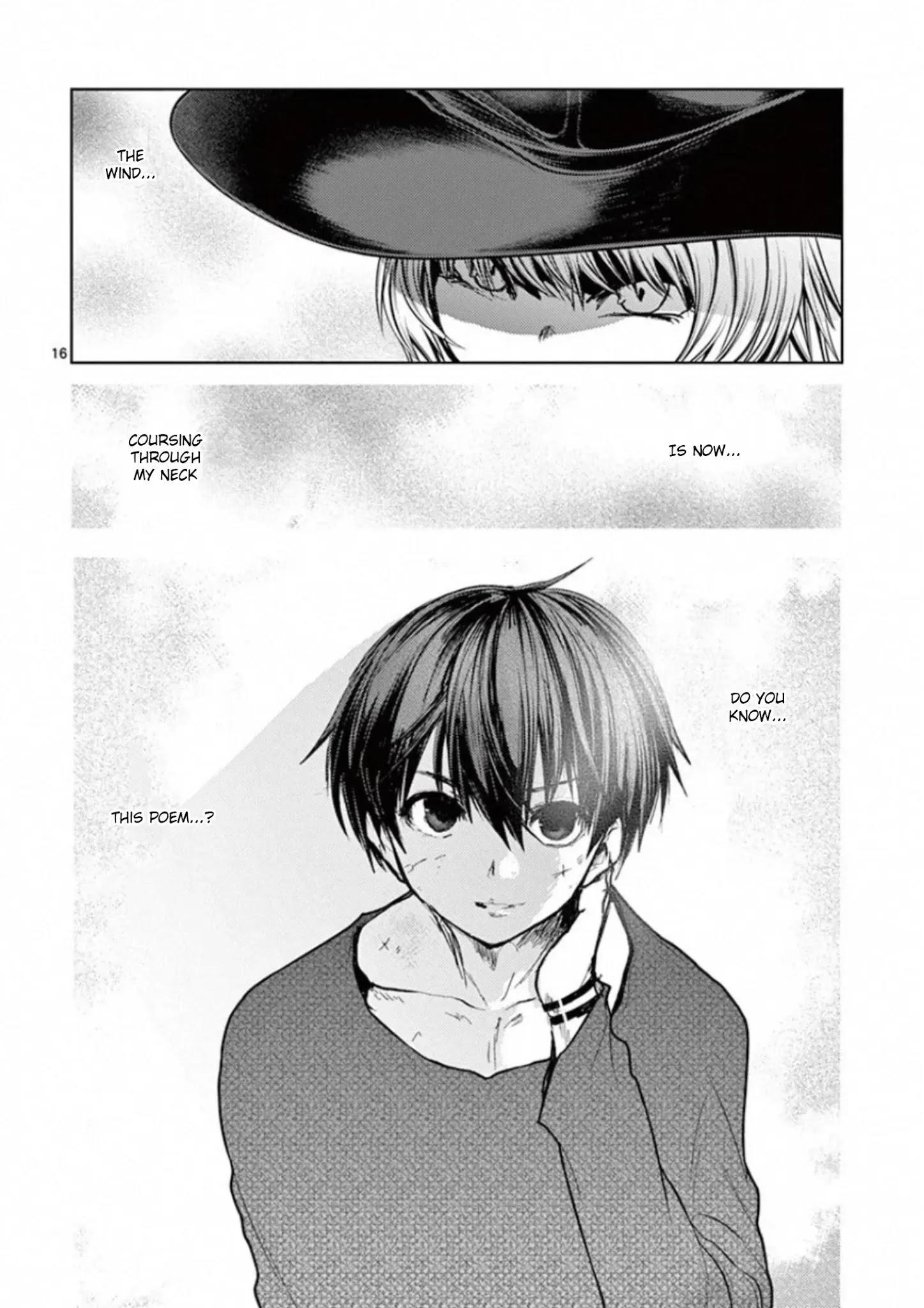 Deatte 5 Byou De Battle Chapter 128: Two Billion Light-Years Of Solitude page 16 - Mangakakalots.com