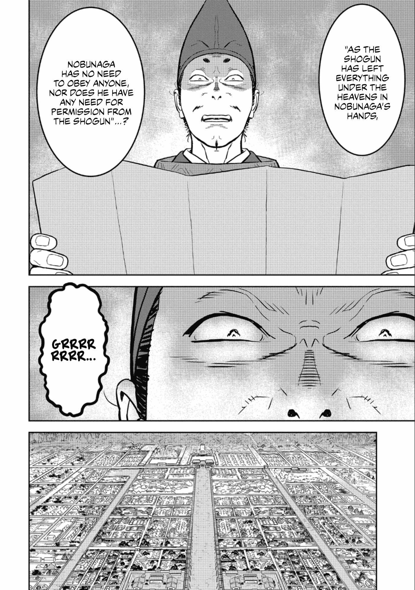 Sengoku Komachi Kurou Tan! Chapter 41 page 21 - Mangakakalots.com