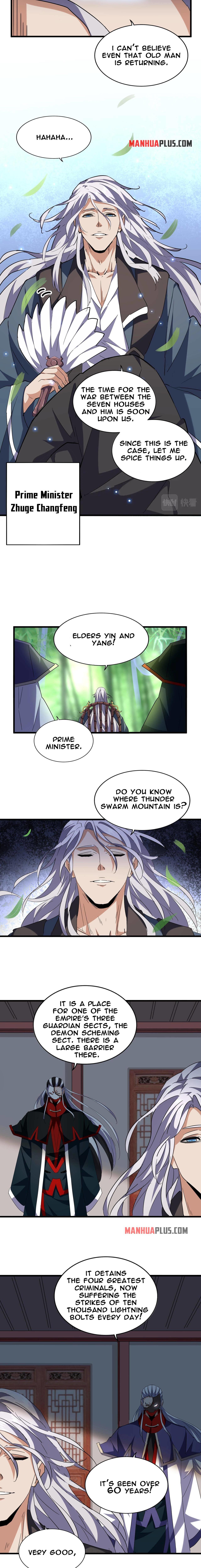 Magic Emperor Chapter 207 page 12 - Mangakakalots.com